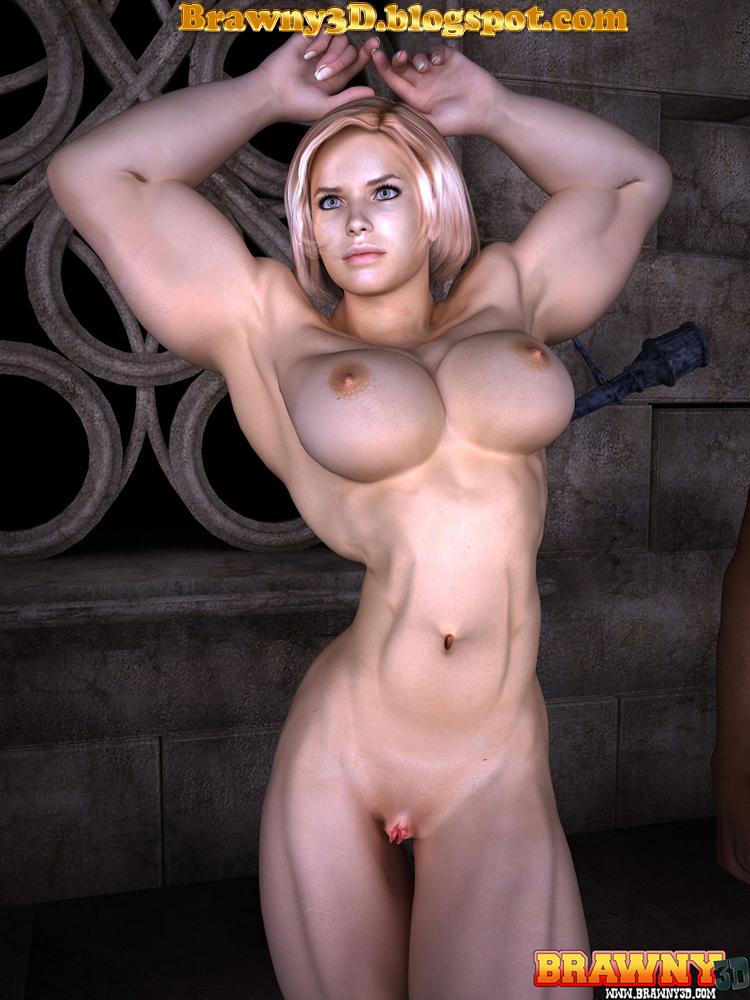 Nude hottie sucking pussy