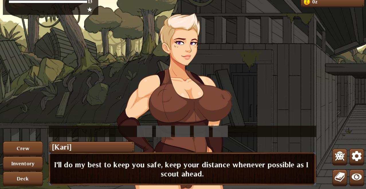 Lesbian scarf bondage