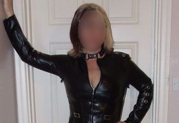 leather Amateur latex