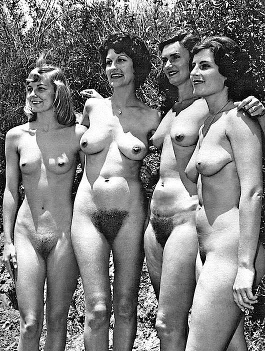 Final, sorry, Mature vintage nudist pics