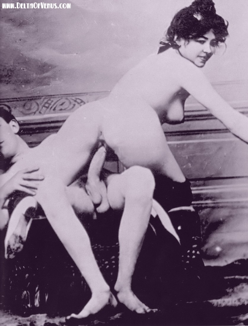 Vintage porn from the 1800s women
