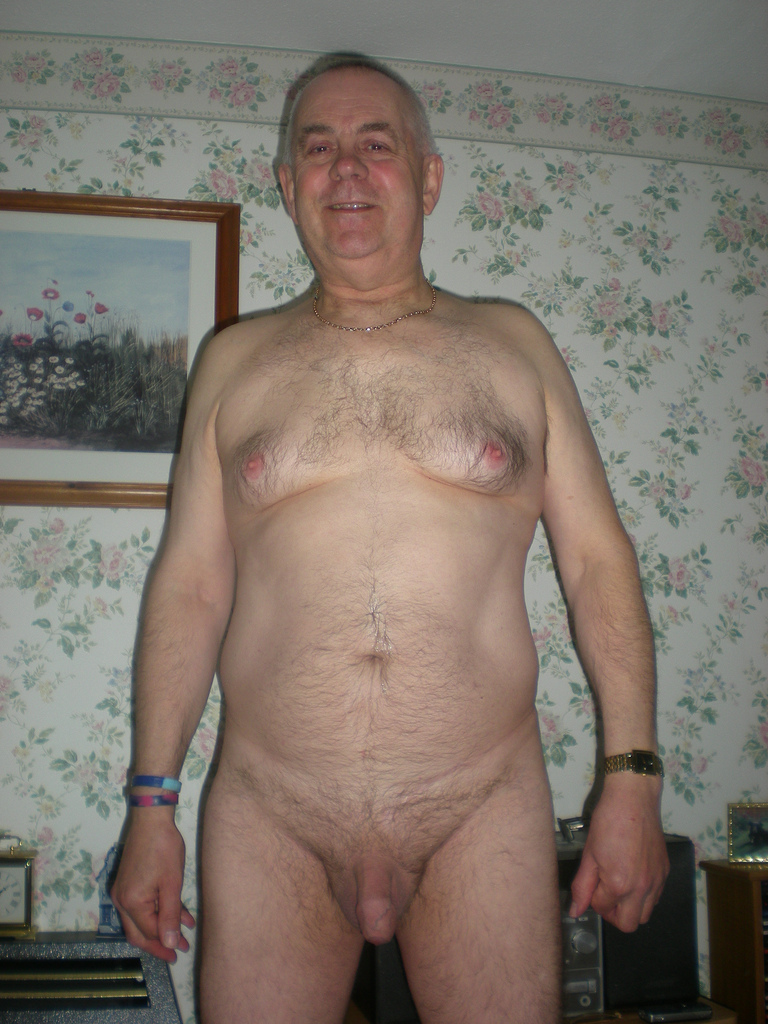 Naked mature men porn
