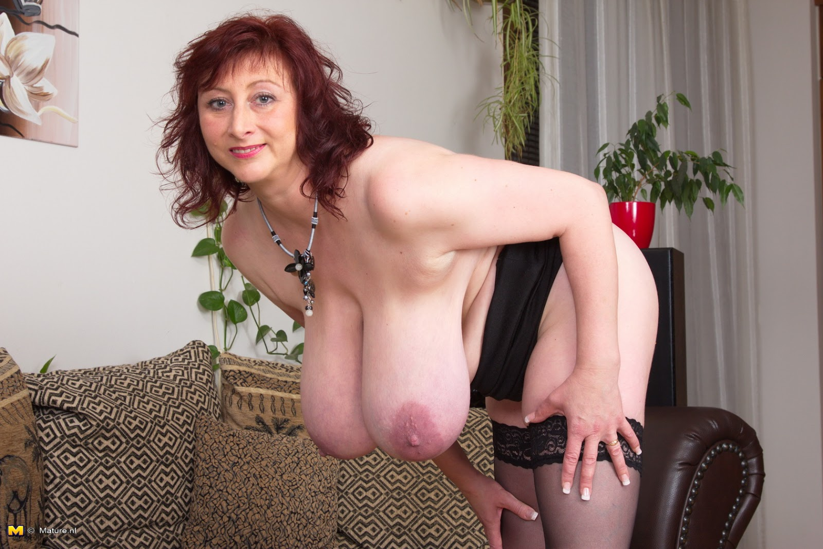 Big titty older women