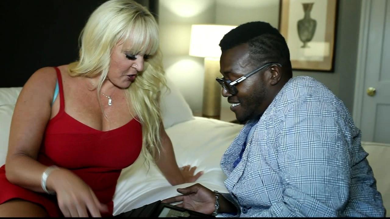 sexe des femme noire