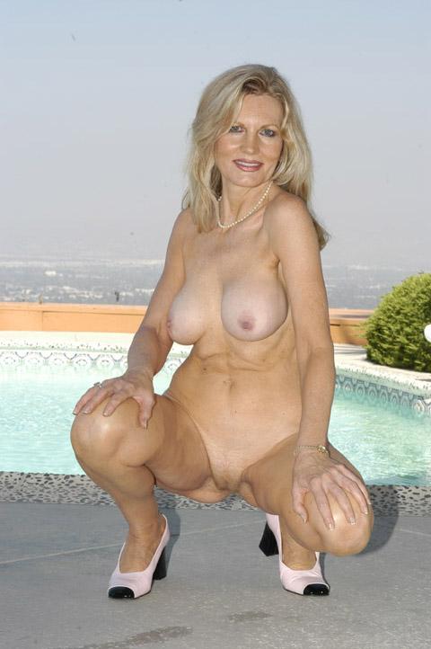 Biker Girl Naked Nude Chaps
