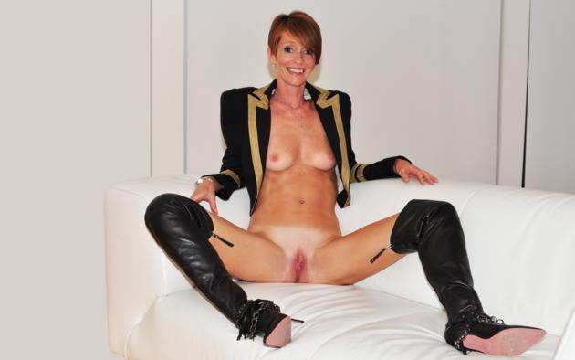 Pantyhose foot worship teacher
