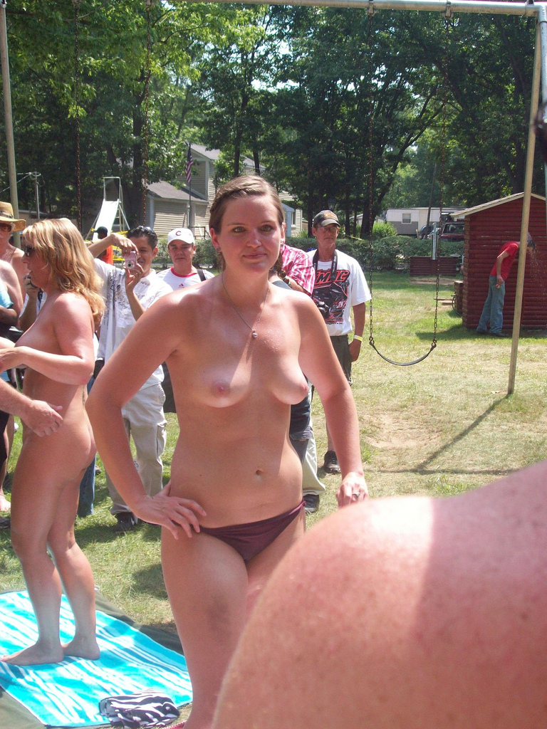 Teen nudist naturist photo