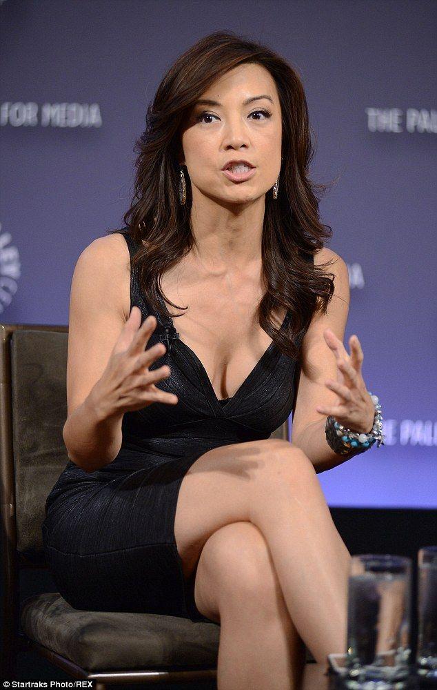Asian girl ass up