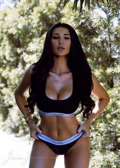 Latina showing ass pussy