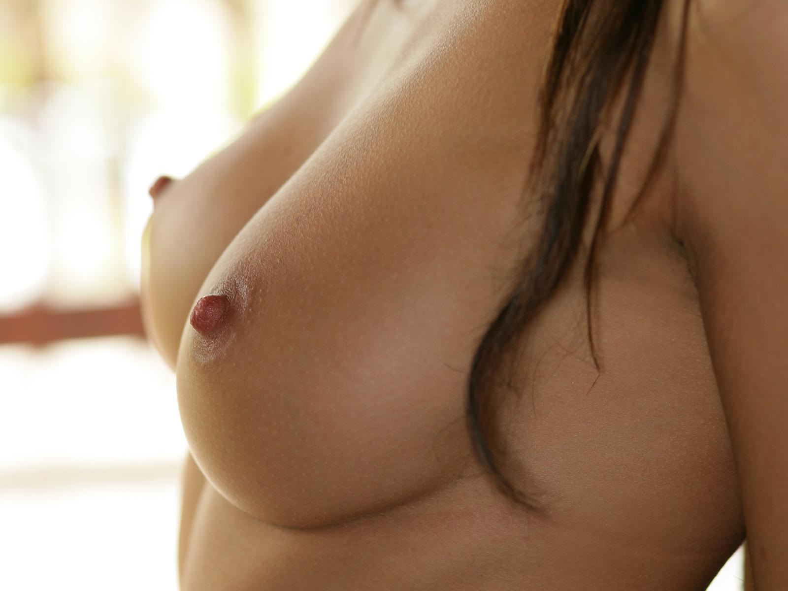 Big tits with veins