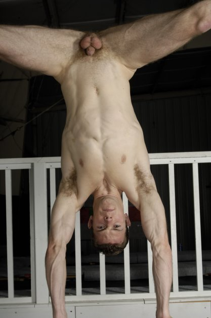 gymnast naked male Nude gymnastics