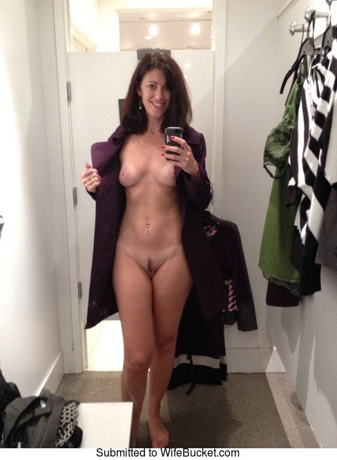 My nude exwife