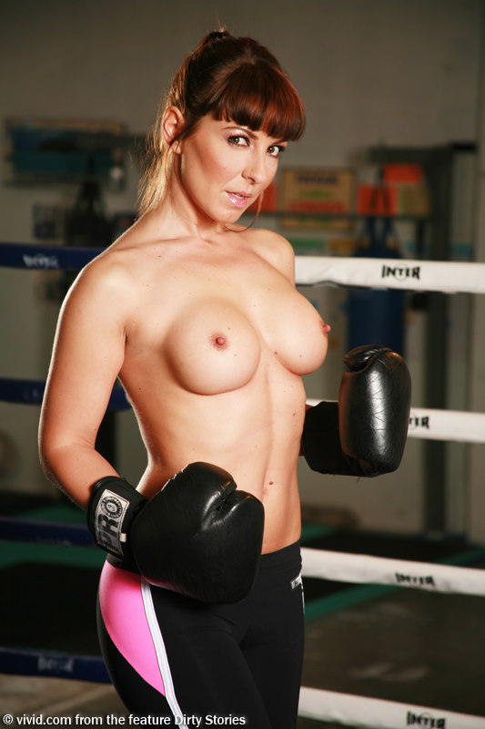 boxing porn Topless