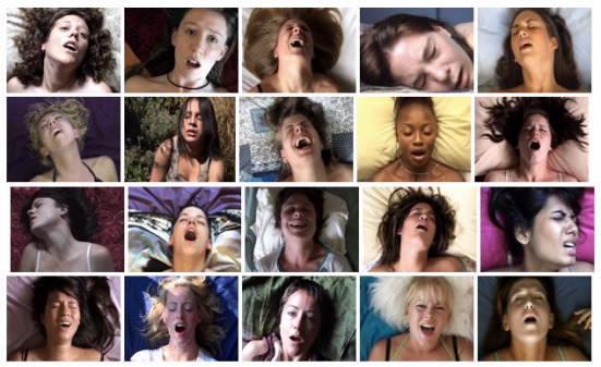 hanged naked women