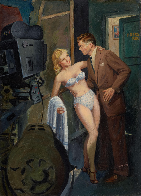 Mainstream movie penetration sex