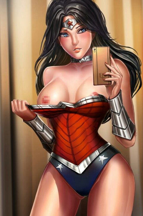 Pity, Hot sexy superhero porn