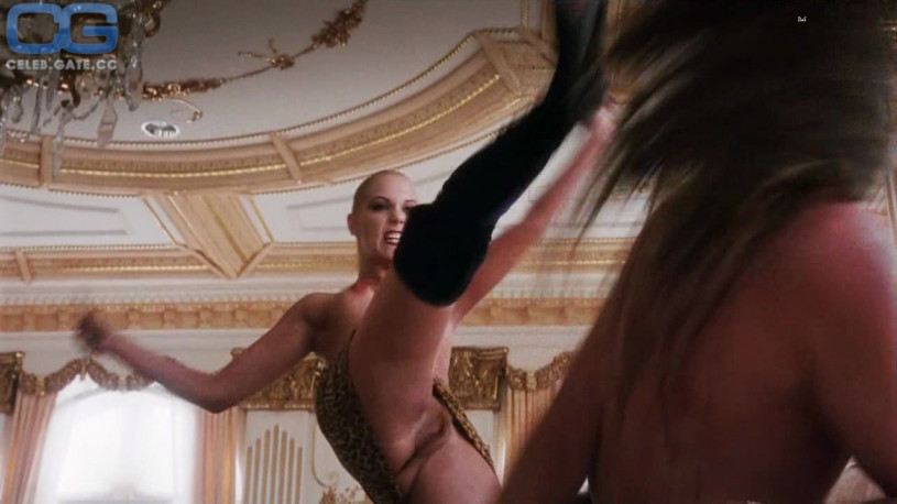 nude pic of theron