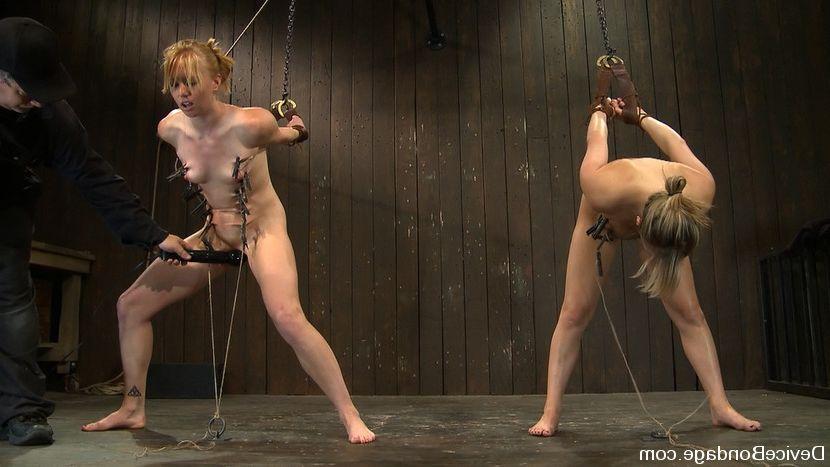 Blonde farm girls naked