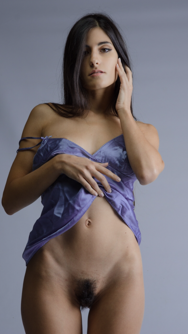Sexy nude girl naked