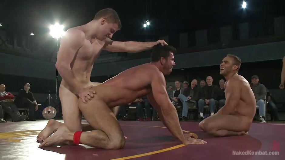 Photo Penty Fucking wrestling