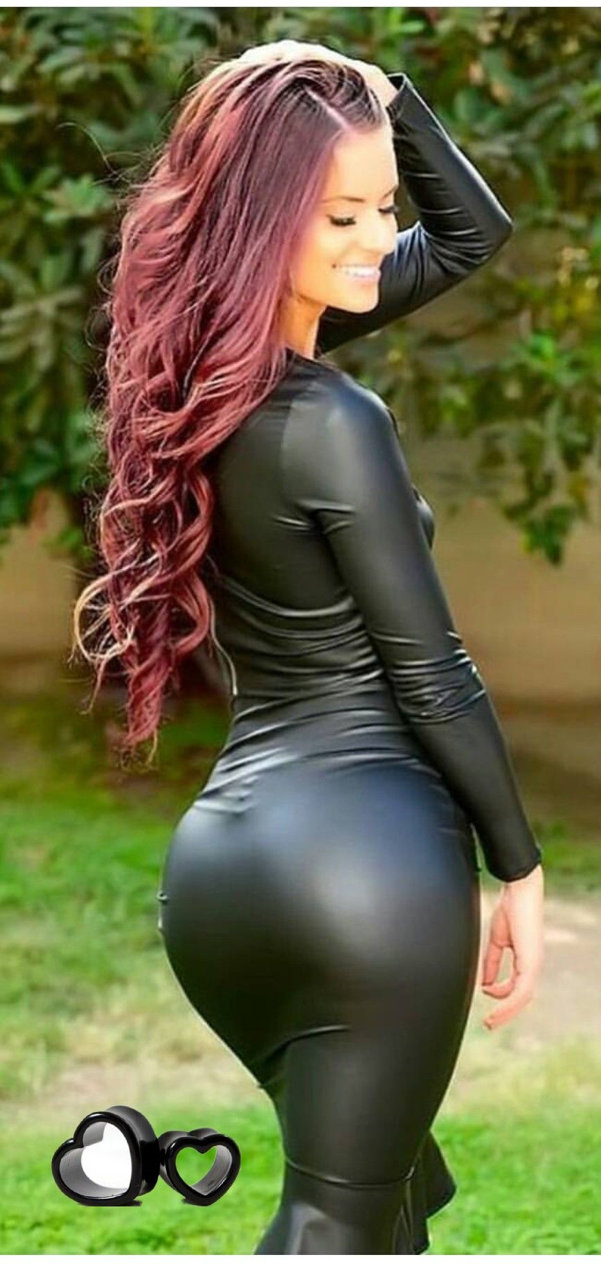Spandex Big Ass In Tight Leather-Xxx Hot Porn-8200
