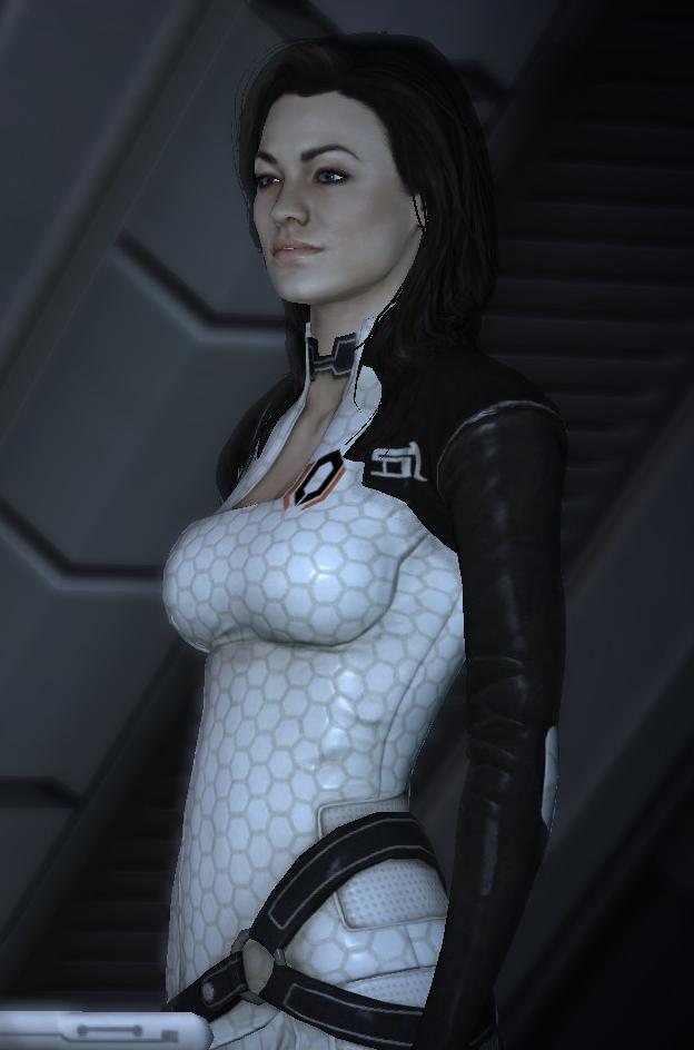 Nude bondage models