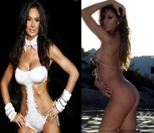Slingshot thong bikini models