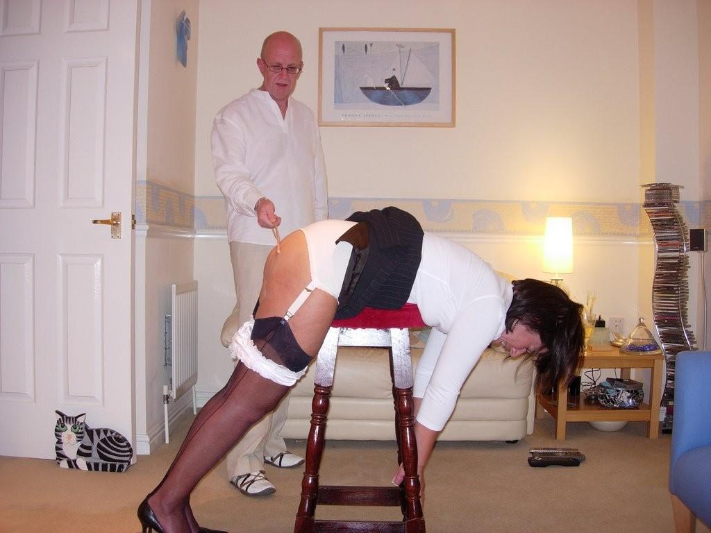 Naughty french maid bondage