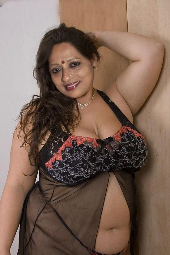 Older wife bbw Desi