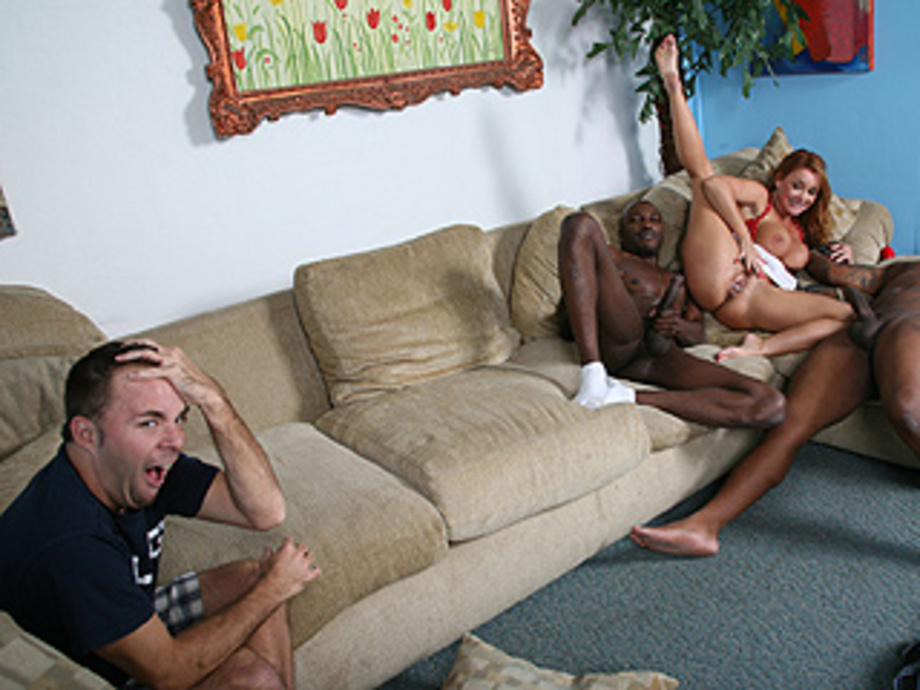 Creampie wife gang bang milf