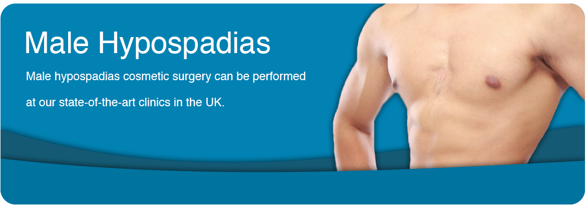 Hot men with hypospadias was and