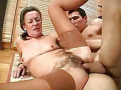 Pussy coming on a cock