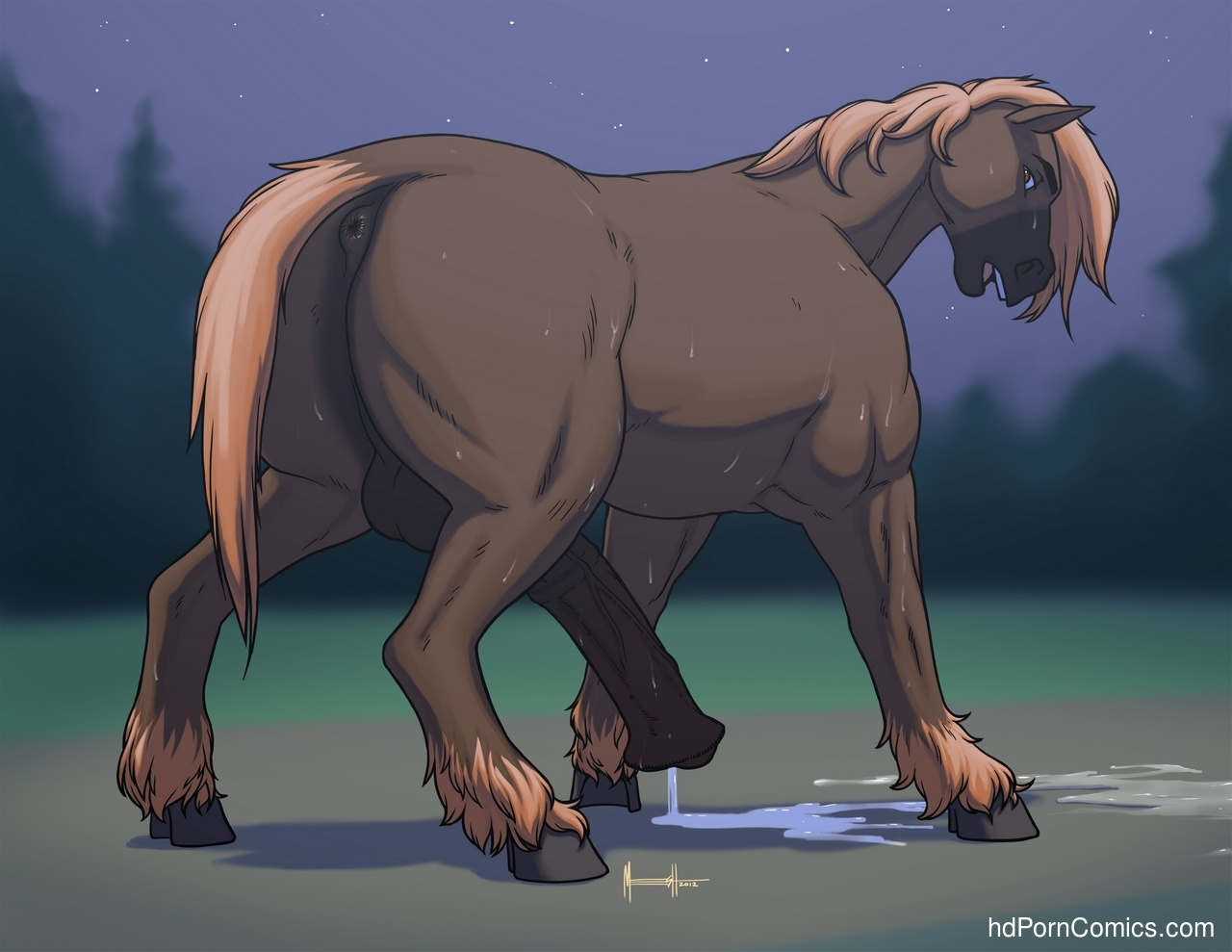 Horseporno