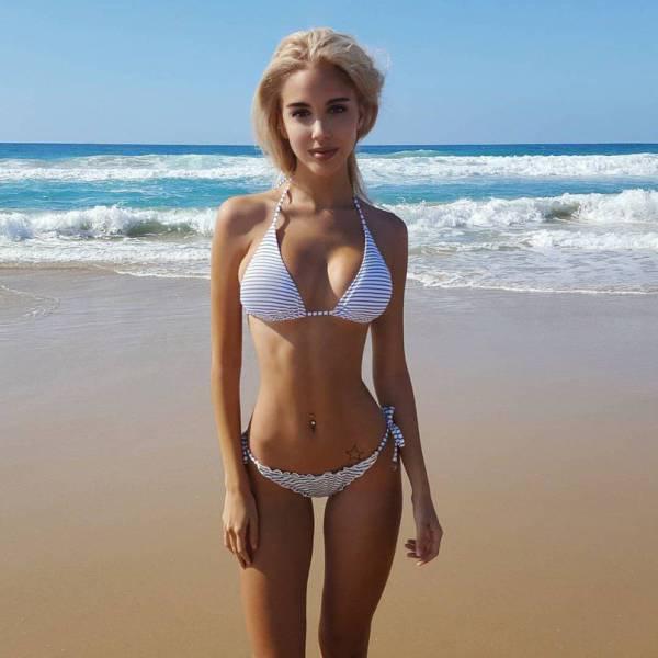 Bikini idol japanese nude