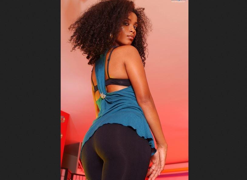 Amateur black girl nude katrina