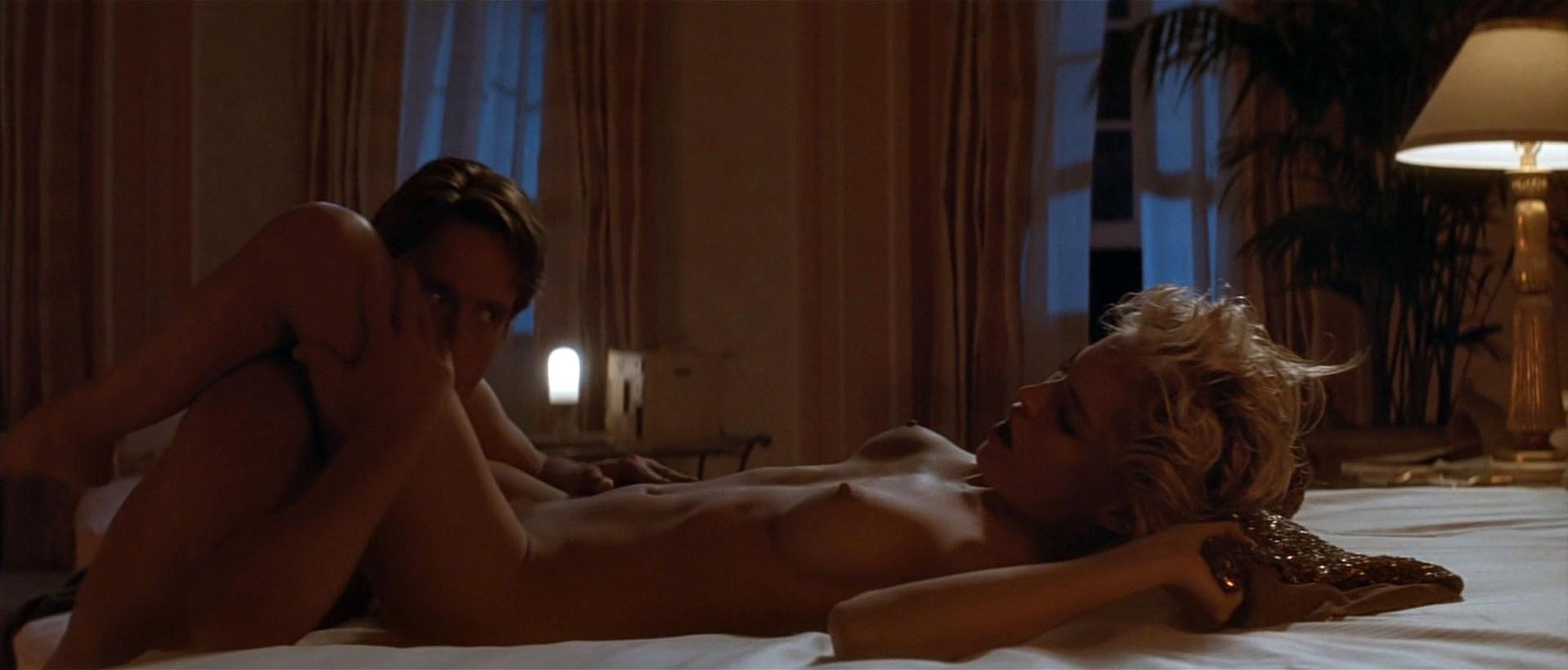Love nude kissing nipple