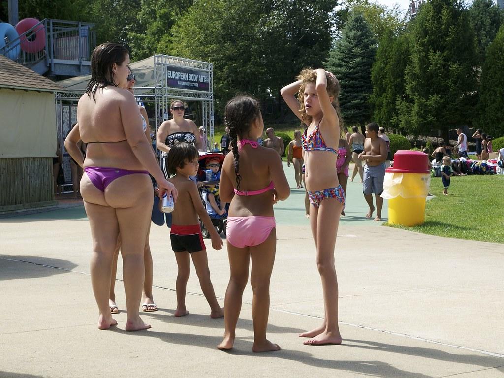 Full nude strip club