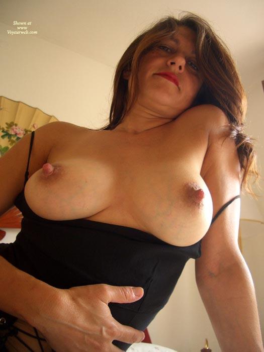Nude women in their fifties