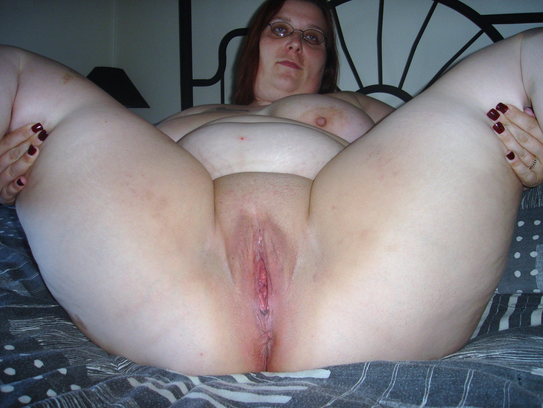 Lesbian ass spread