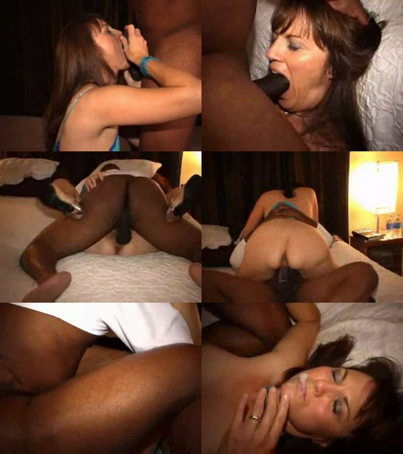 Mature mexican gaping pussy