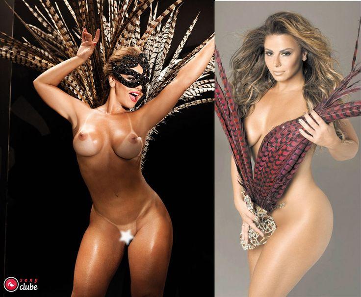 Huge breasts in comics
