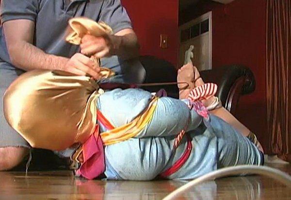 Big ass upskirt bending over