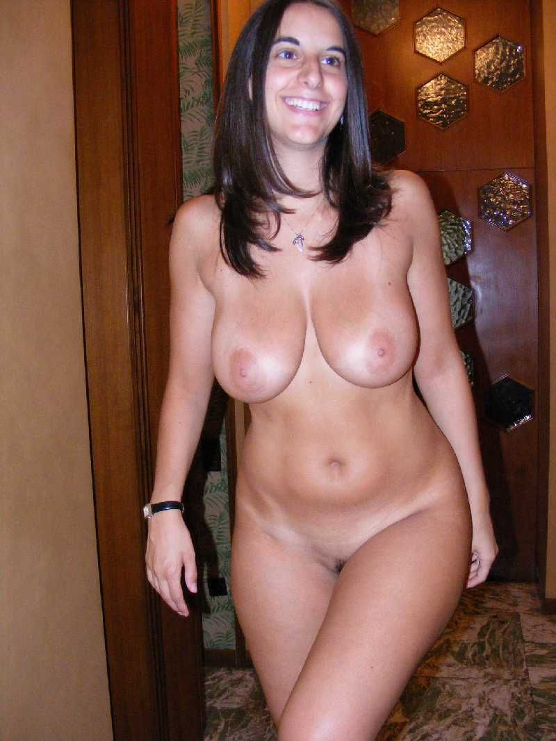 Naked mom fucks