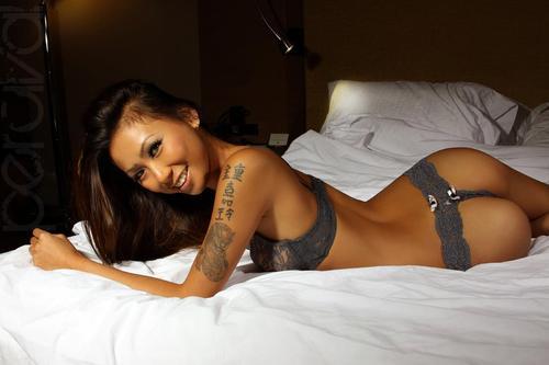 Olivia saint ass