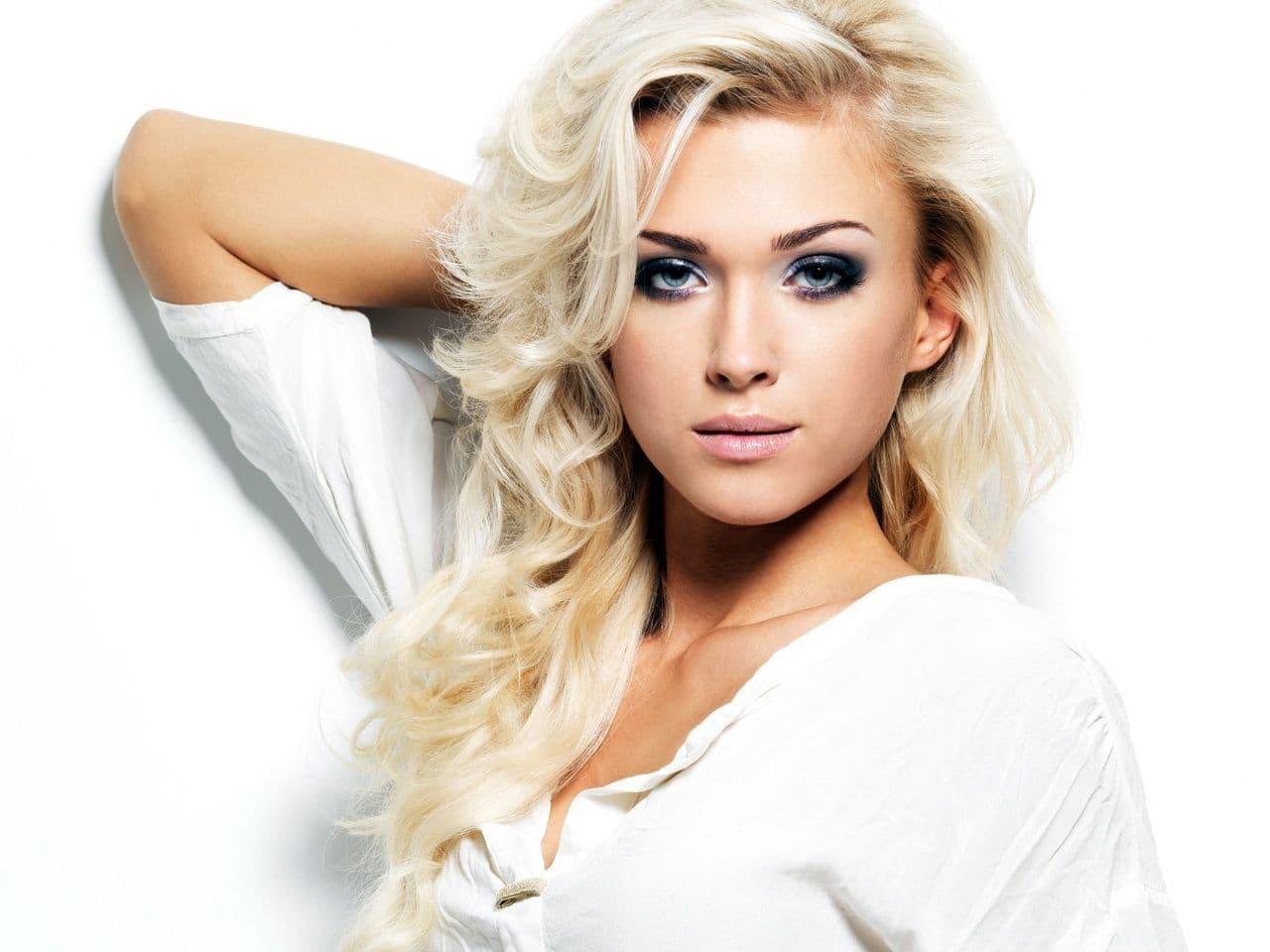 Beautiful perfect nude woman