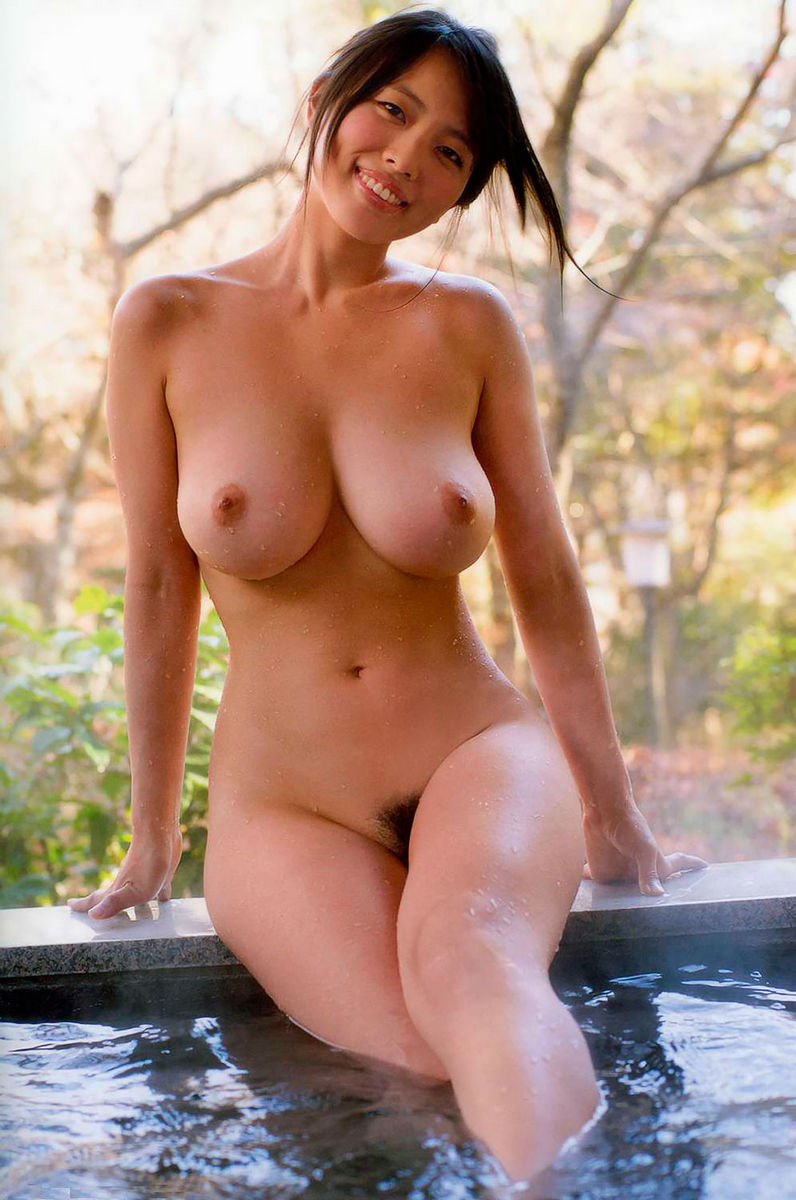 Your opinion busty asian topless model question