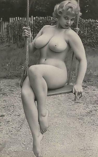 Vintage mature nudes