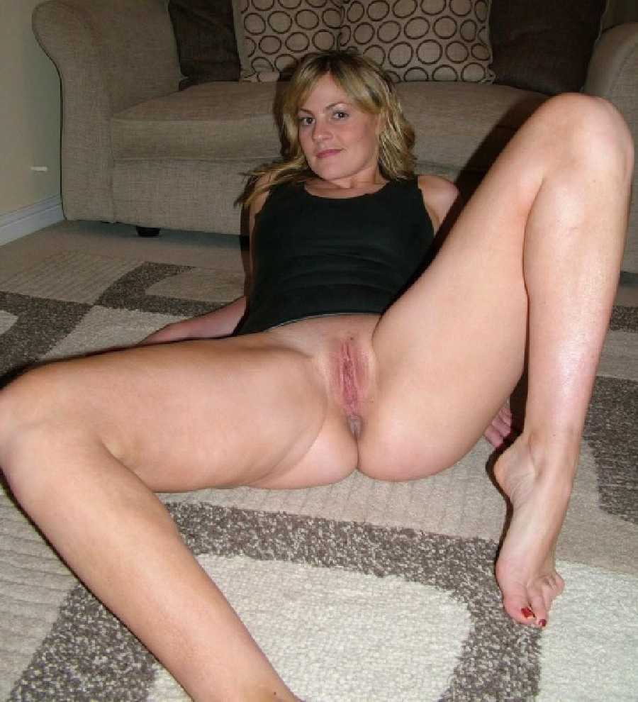 Homemade sex toy woman