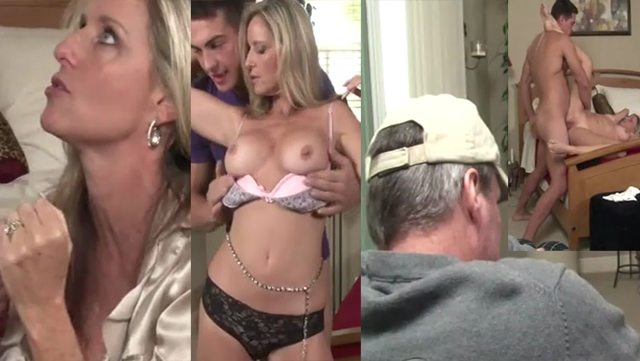 Blowjob wife cumshots compilations