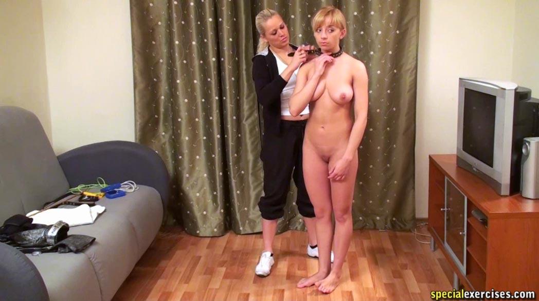 Katie McGrath show her pussy